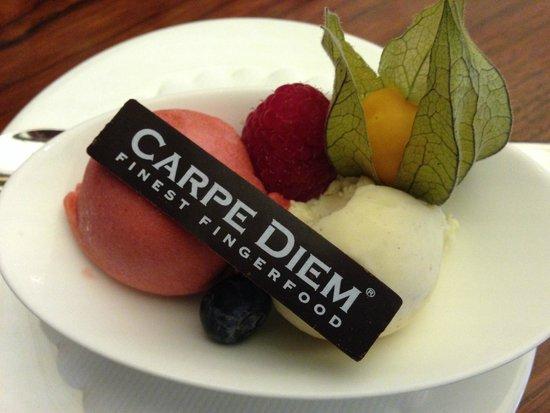Carpe Diem Finest Fingerfood: Kulinarische Köstlichkeiten