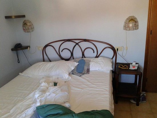 Hotel Il Giardino : la camera
