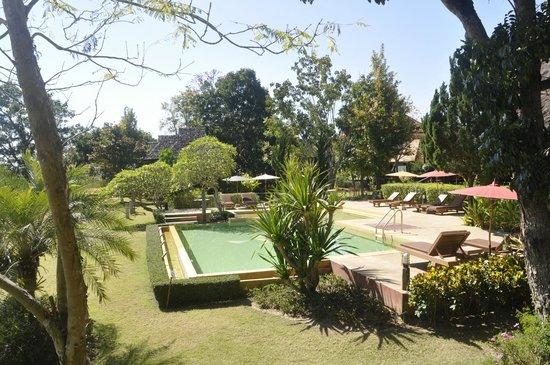 Belle Villa Resort Pai: Pool