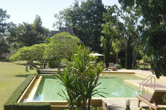 Belle Villa Resort Pai: Garden
