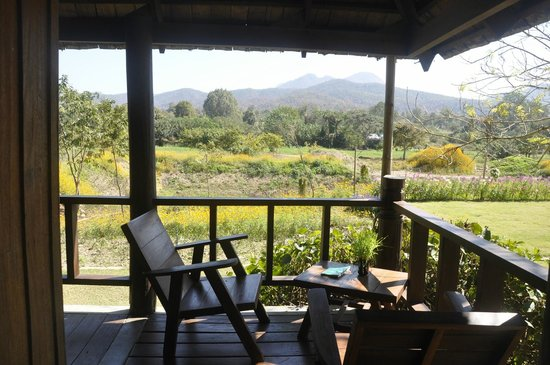 Belle Villa Resort Pai: Cottage Room