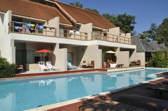 Belle Villa Resort Pai : Pool