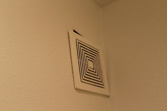 Baymont Inn & Suites Chicago/alsip: Bathroom fan