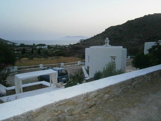 Ostria Village: The view