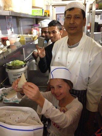 The Vojan: Mini-Chef's Party!