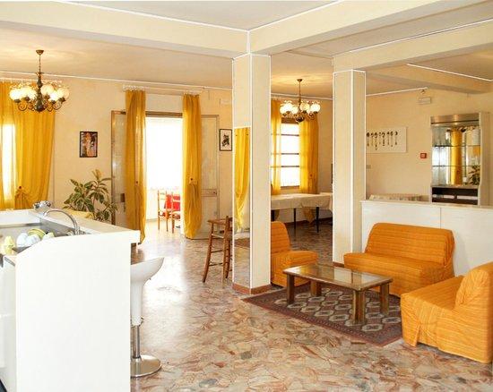 Hotel Lagomaggio: sala