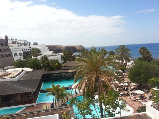 Gran Castillo Tagoro Family & Fun Playa Blanca: Vistas