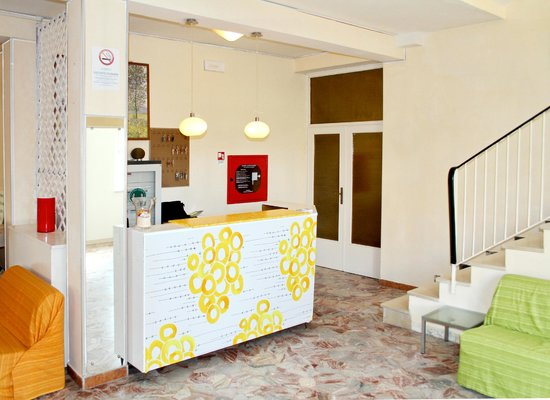 Hotel Lagomaggio: Reception