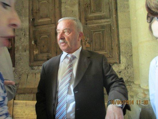 Church of the Holy Sepulchre: Владелец ключей от Храма