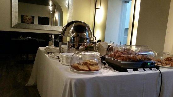 Hotel Romano House: particolare colazione