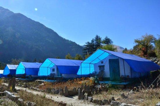 Kinner Camp Sangla: Tents