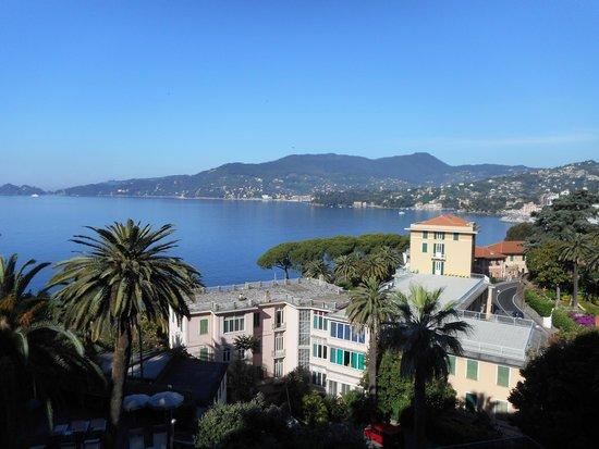 Grand Hotel Bristol Resort & Spa : View from same restaurant - beautiful.