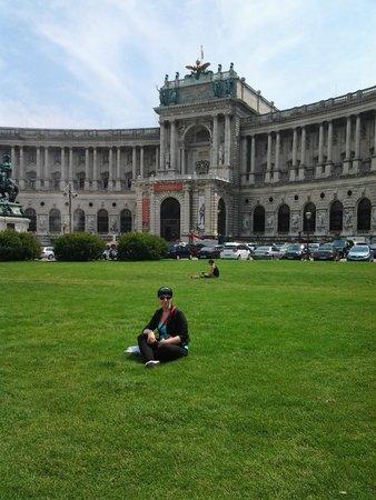 Historisches Zentrum von Wien: Летняя резиденция королевской семьи.