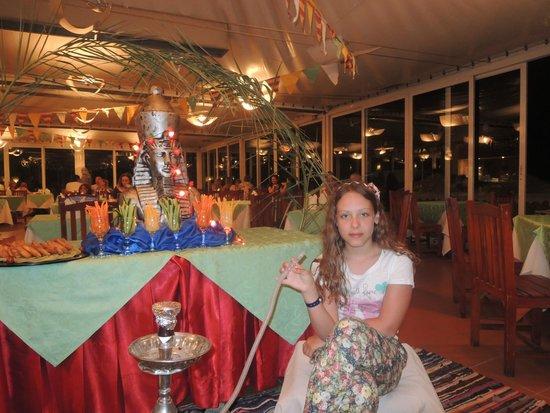 Domina Coral Bay Sultan: Египетский вечер