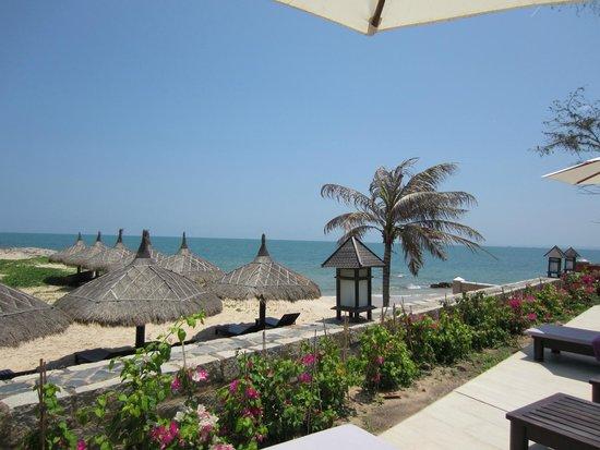 Poshanu Resort: Strand