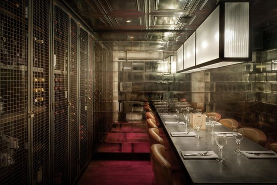 The Grill on the Market : PRIVATE DINING ROOM