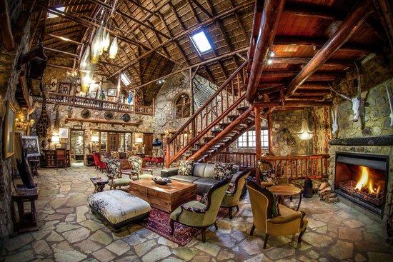 The Farm Inn: Lounge