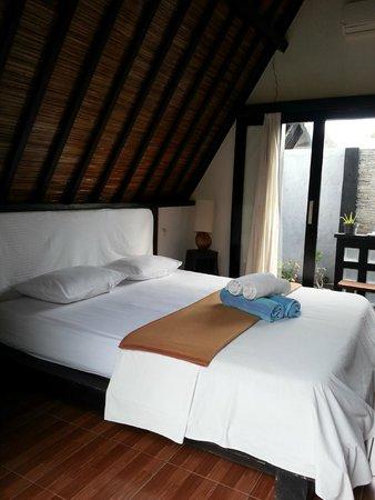 Kaluku Gili Resort : bungalow