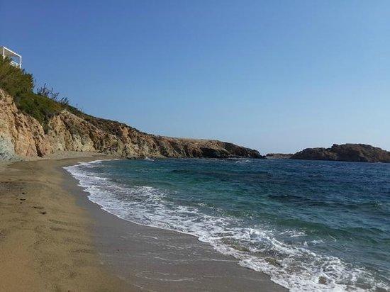 Mykonos Star: the beach