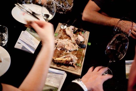 PX Tapas Wine: Pork Paddock to Plate evening
