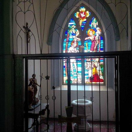 St Joseph's Church : Baptistry