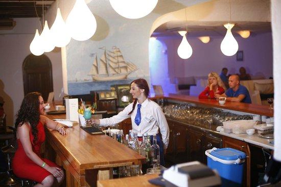 Hermes Hotel: Bar