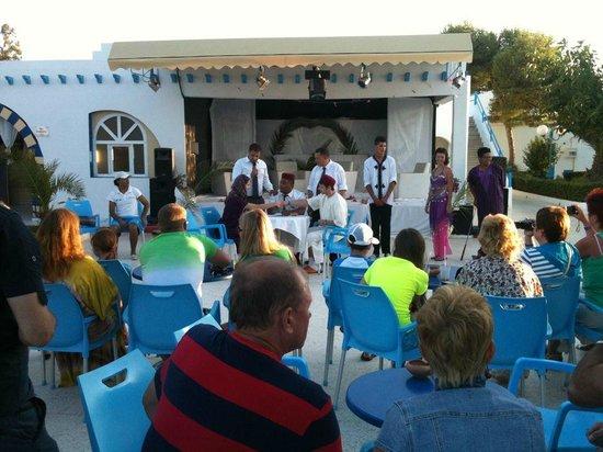 Garden Beach : Тунисская свадьба