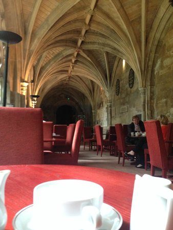The Cloister Cafe