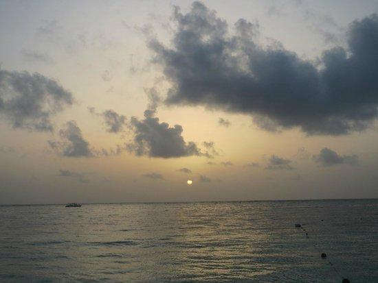 Now Larimar Punta Cana: sunrise
