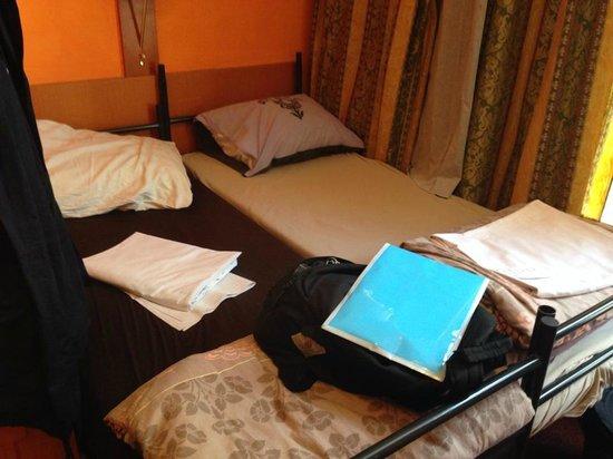 Amsterdam Hostel Uptown: Letto