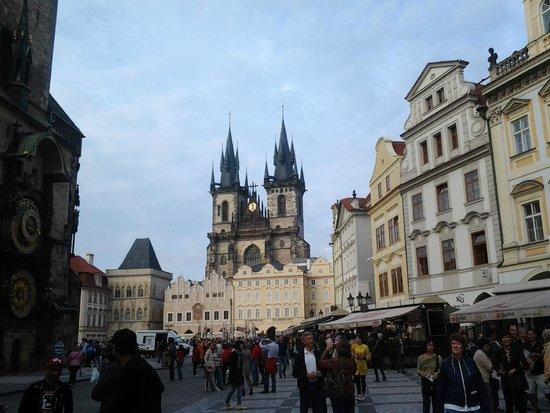 Discover Prague Tours: Архитектура.