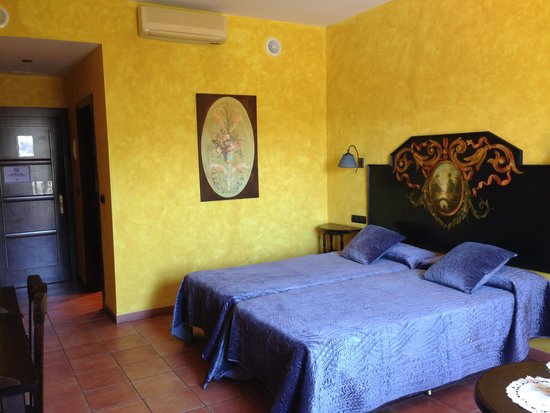 Hotel Cerro Del Sol: Habitación Luarca