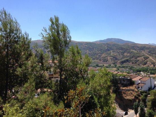 Hotel Cerro Del Sol: Vista del paisaje desde Habitación Luarca