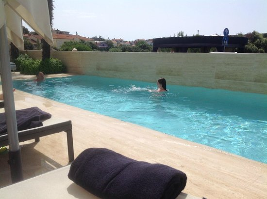 Hotel Valsabbion: zwembad