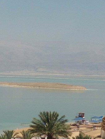 Prima Oasis Dead Sea: החוף הפרטי של המלון :-)