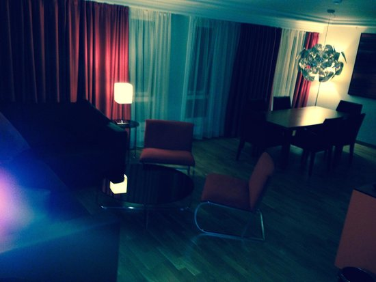 Radisson Blu Royal Hotel, Bergen: First floor appartment