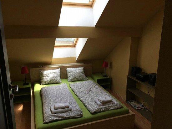 Jacob Brno Apartments - Hostel - Penzion: Спальня № 2
