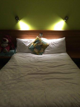 Butlin's Bognor Regis Resort: our double room