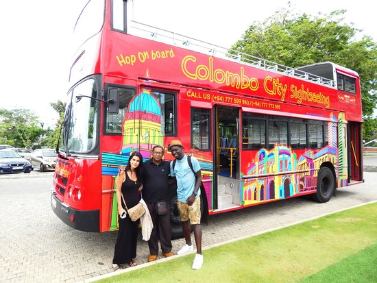 Colombo City Tour: WITH THE BEST COLOMBO CITY GUIDE AROUND TO SHOW WHAT IT MATTERS.....