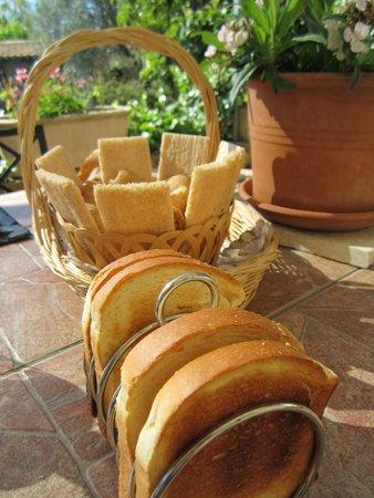 Acquarella : Petit-déjeuner