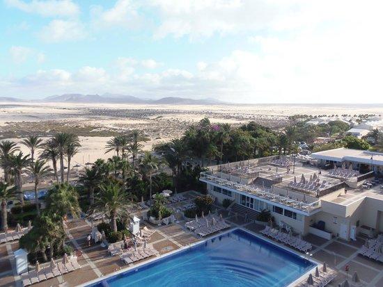 ClubHotel Riu Oliva Beach Resort : Vistas