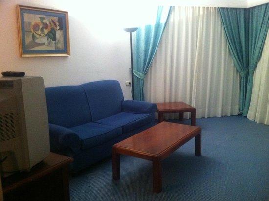ClubHotel Riu Oliva Beach Resort : Salón