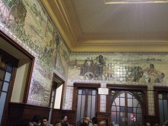 Casa do Alentejo : the dining room 2