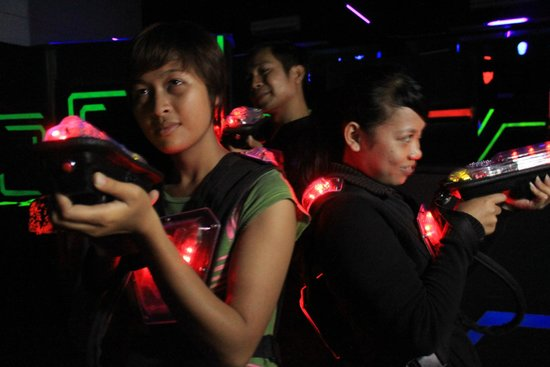 ‪Laser Game Indonesia‬