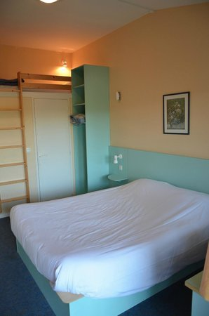 Mape Hôtel : Chambre