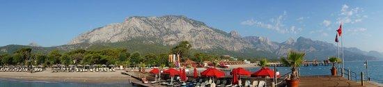 Renaissance Antalya Beach Resort & Spa: belle vue