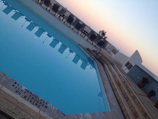 Belver Boa Vista Hotel & Spa : Piscine
