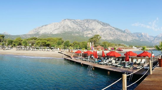 Renaissance Antalya Beach Resort & Spa: super environnement