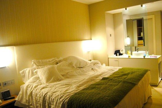 Barceló Bilbao Nervión: Chambre double