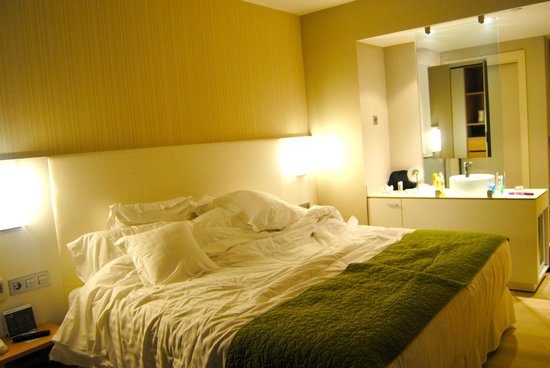 Barcelo Bilbao Nervion : Chambre double